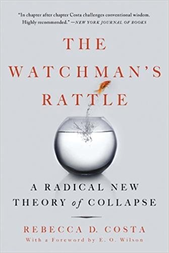Book cover for The Watchmens Rattle