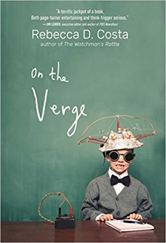 Book Cover for On the Verge