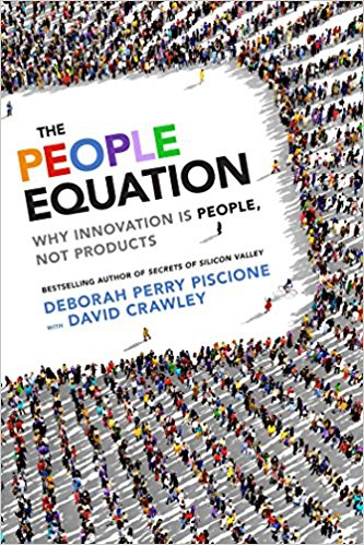 book cover for The People Equation
