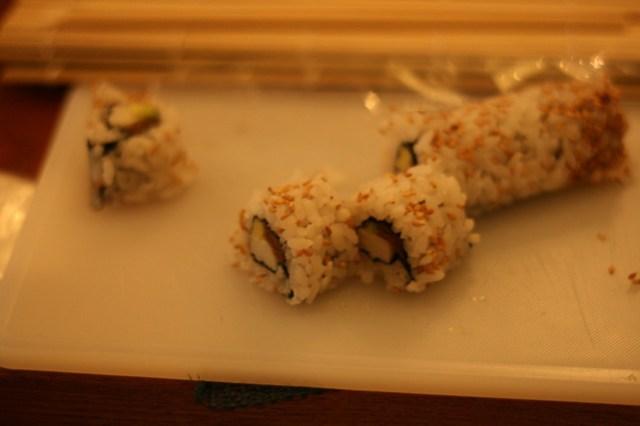 sushi - insideout