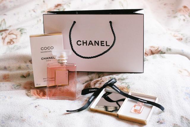 Fancyprancy: Perfume