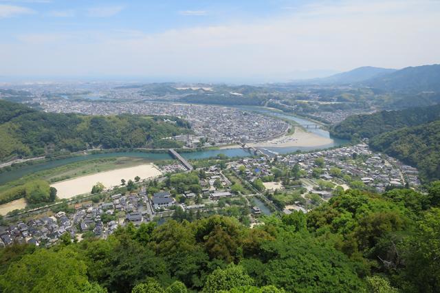 Iwakuni views