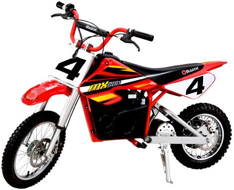 MX500 Dirt Rides Supercross Inspired