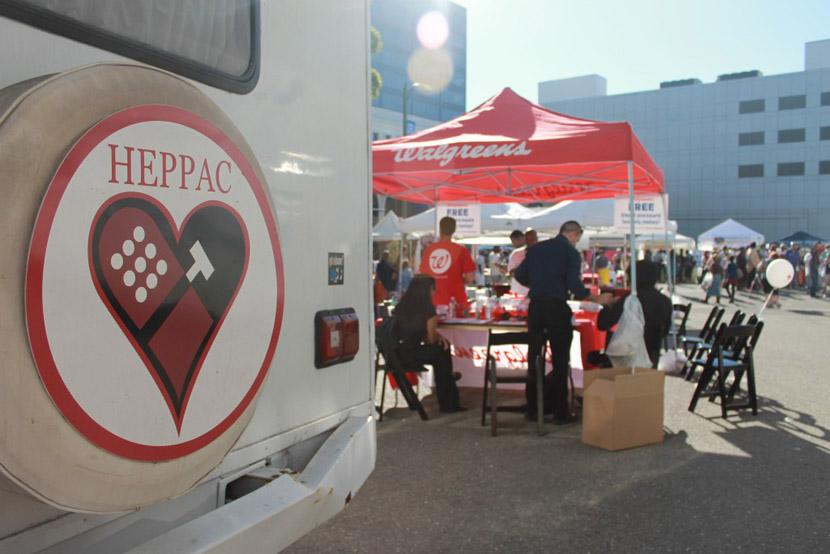 HEPPAC community outreach
