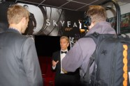 NRK Norge Filmbonanza Television visit The James Bond 007 Museum in Sweden Nybro and talk with Mr Bond...James Bond