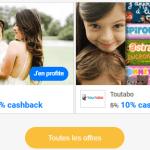 Happy Hours Poulpéo – CashBack boosté 07/2021 : UberEats – Micromania – QuickSilver – Melvita…