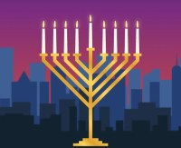 Grand Menorah Lighting Event - Chabad Lubavitch of British ...