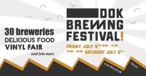 Dok Brewing Festival