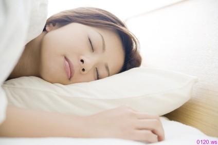 熟睡できる方法について