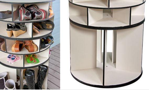 S Recup Relook Idees De Rangements A Chaussures Deco A Faire Soi Meme L