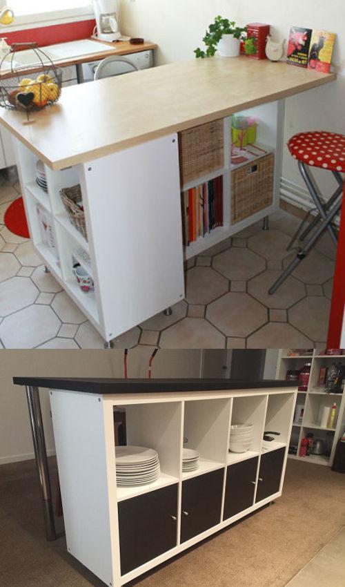 Ikea Hack Dtourner Et Customiser Une Tagre Kallax