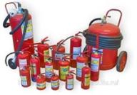 Пункт перезарядки огнетушителей
