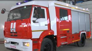 автоцистерна пожарная ац 40