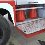 пожарная автоцистерна ац40
