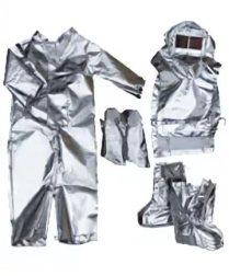 теплоотражающий костюм пожарного