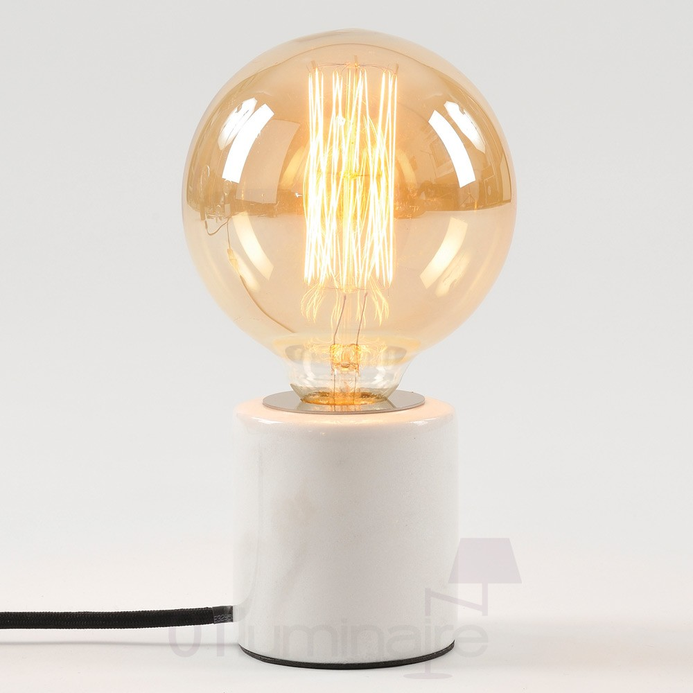 SolSimple Au A Poser Wave With Lampe Blanc Grande n0Ovm8wN