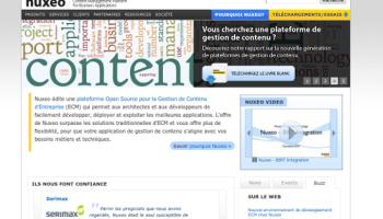 Nuxeo : Système de gestion de contenu écrit en Java
