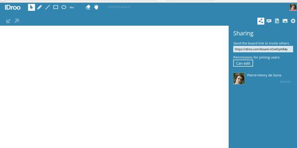 Créer tutoriel simple avec tableau blanc educatif