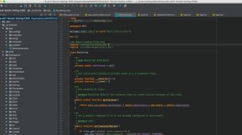 Configurations et plugins PHPStorm