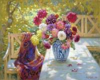 oleg-shtykhno-autumn-flowers-from-the-garden-2003   Art ...