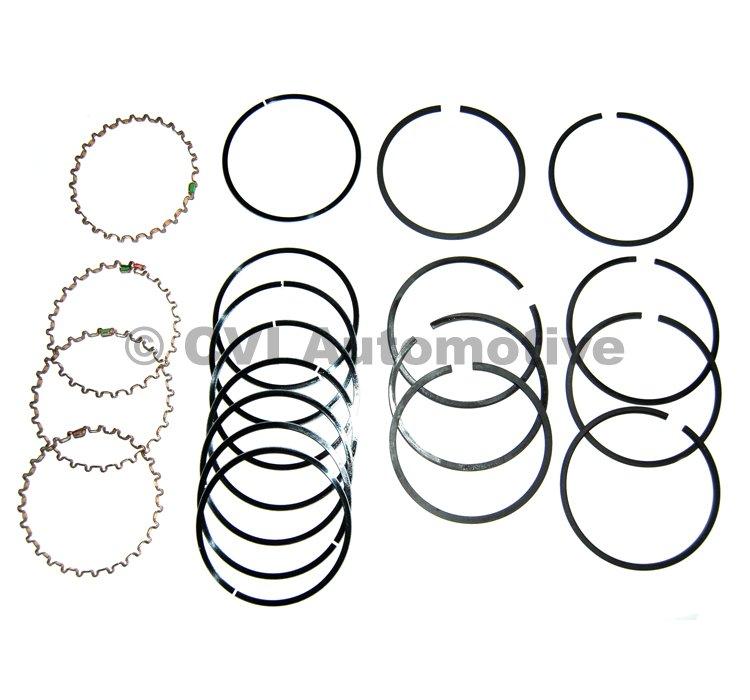 Piston ring set B20 +030