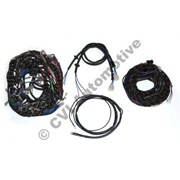 Wiring harness 1800S USA 1968 (dual-circuit brakes)(ch