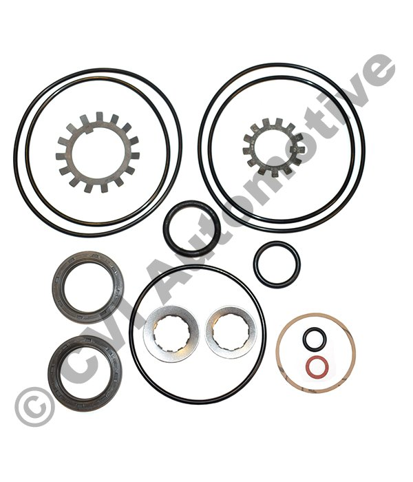 Gasket set lower drive unit 200, 250, 270, 280, 285, 290