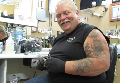 Meet The Artists Of Big Daddy S Tattoos And See The Tattoo