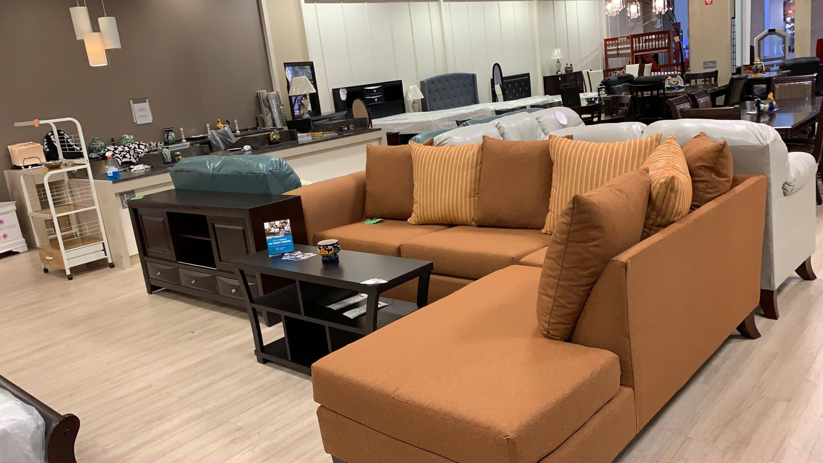 Amor Furniture - Sectionals