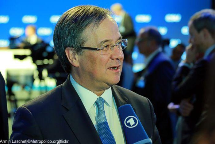 Laschet warnt vor wachsender Terror-Gefahr in NRW