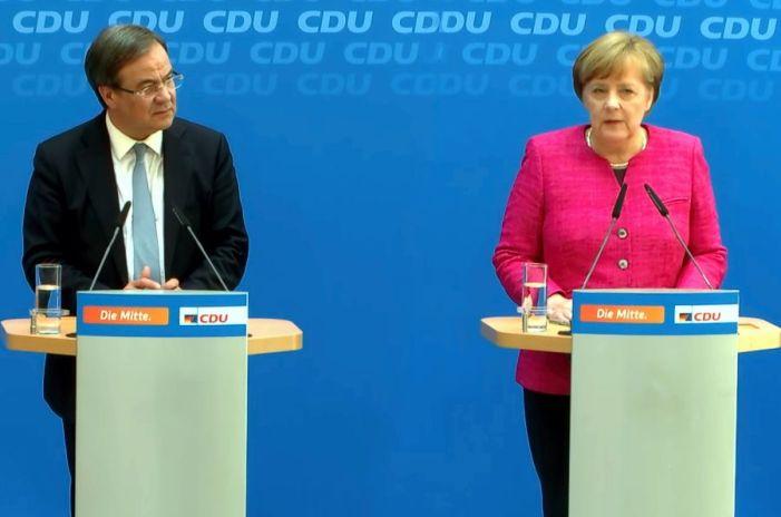 Der Neuanfang nach Merkels Abgang – Laschet in der Zwickmühle