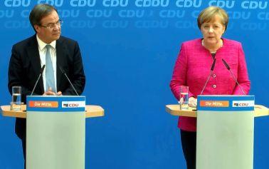 Laschet-Nachfolge in NRW: Spiel auf Zeit
