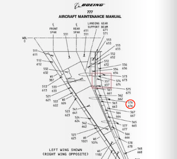 Boeing 777 Component Location Manual