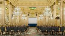 Le Ridien Piccadilly Meetings & Events Central London