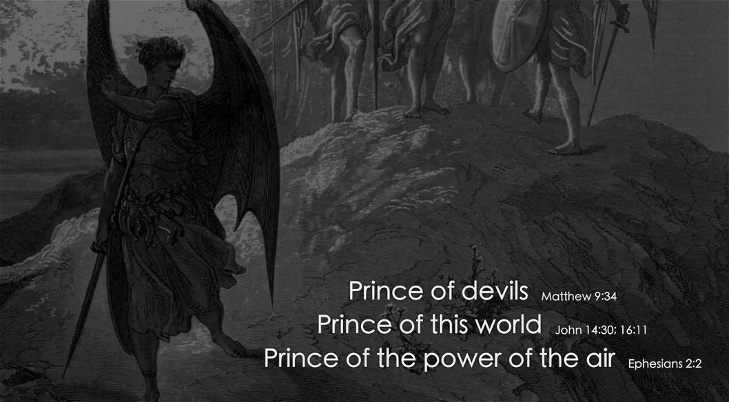 Image result for prince of the power of the airs