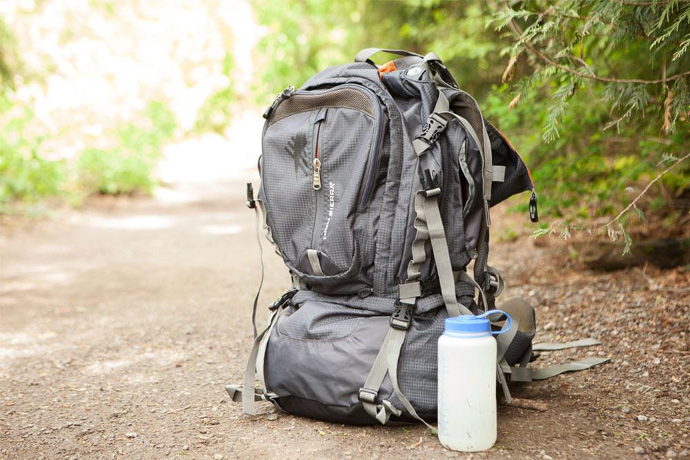 Hiking Essentials Backpack