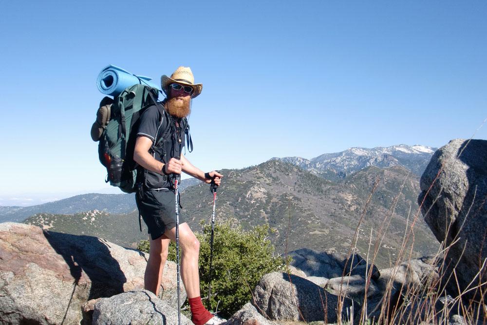 Scott Peters Hiking