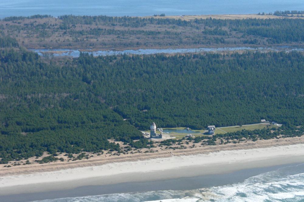Coastal Hike Leadbetter Point State Park