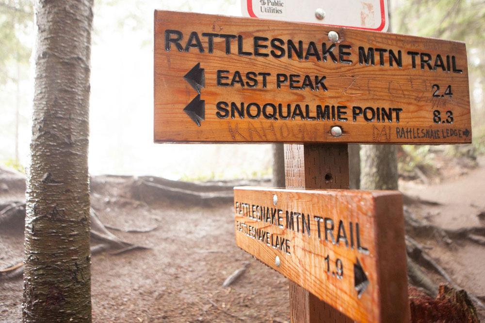 Hike Rattlesnake Ledge in North Bend