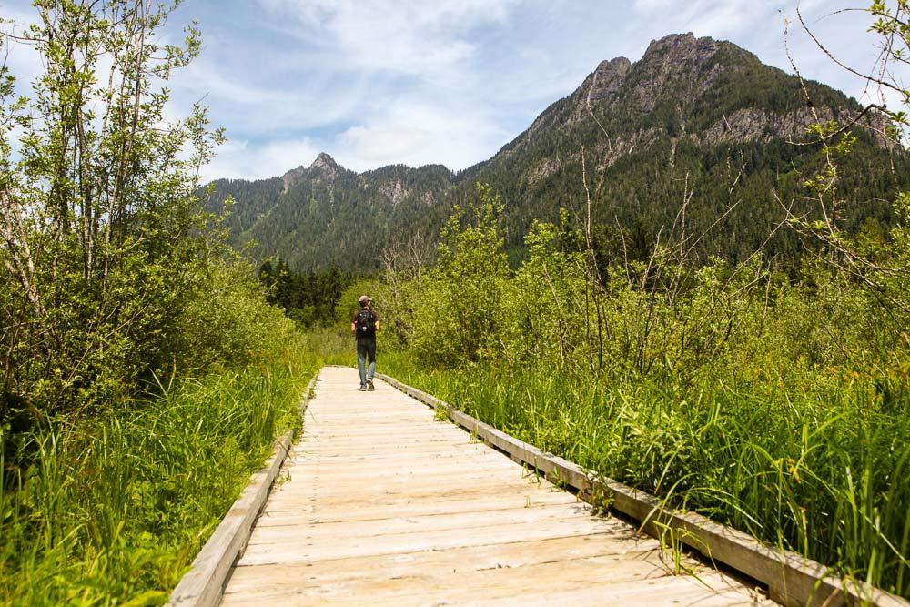 Summer Hiking Challenge Mountain Loop