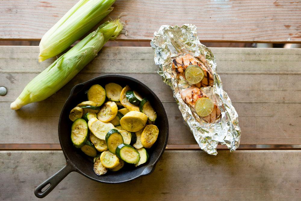 Healthy Campfire Recipes ideas