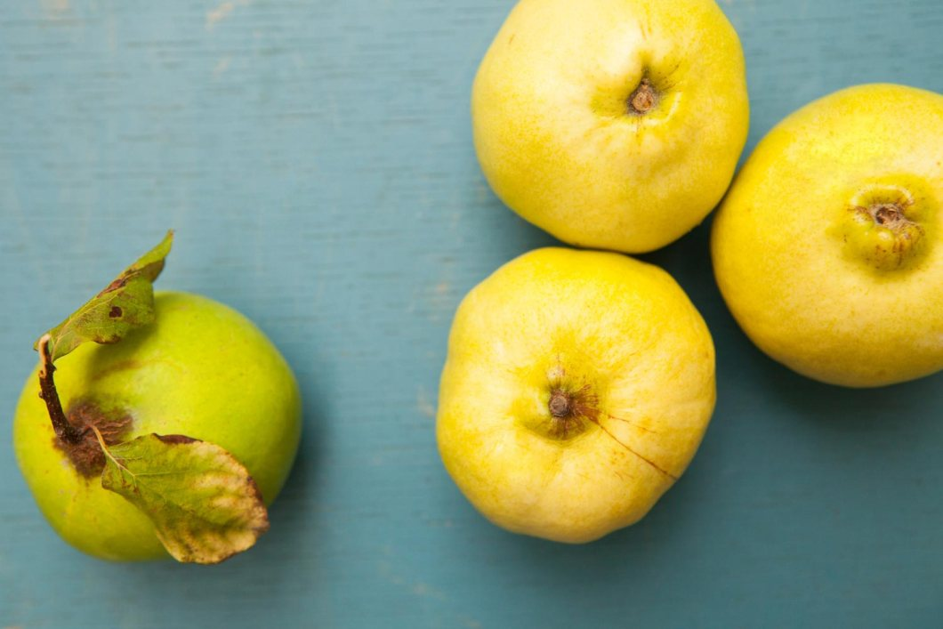 Northwest Fall Produce Quince