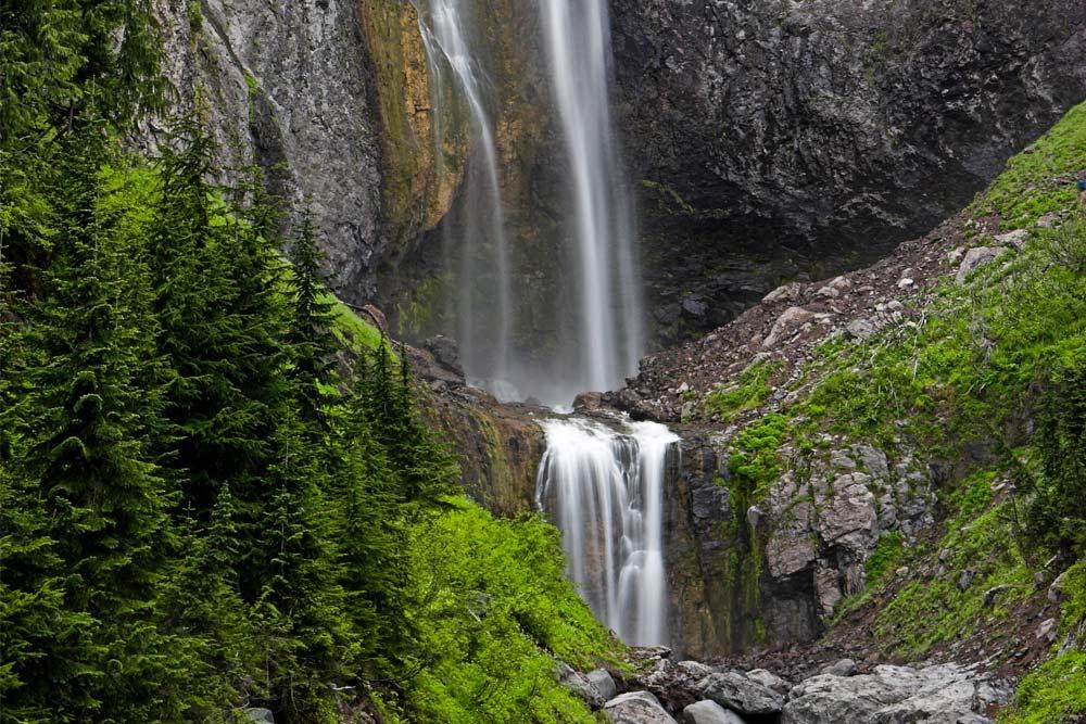 waterfalls in washington