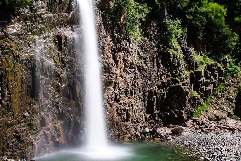 waterfalls in washington franklin