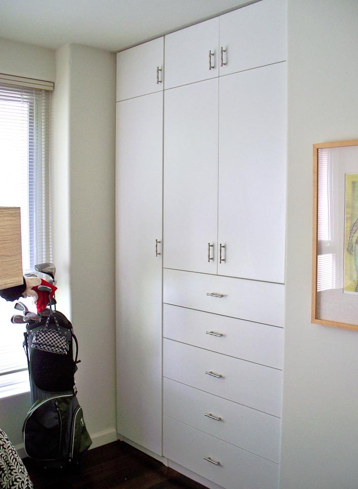 White Closet Systems  Maui Closet Company
