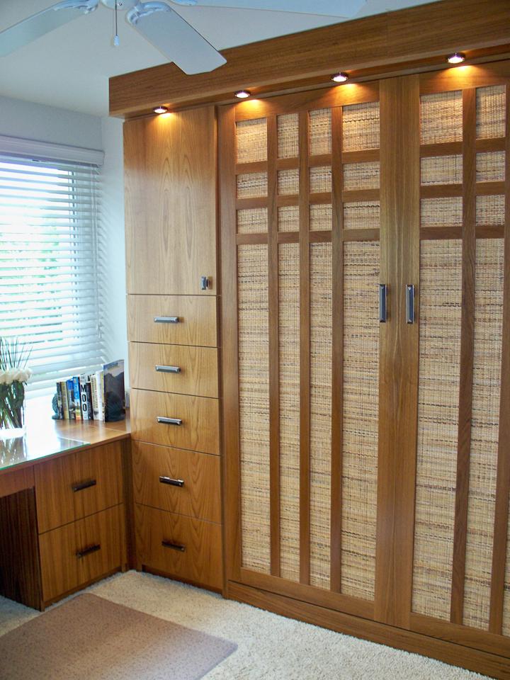 Wood Closet Design Ideas