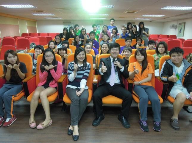 徐老師和同學
