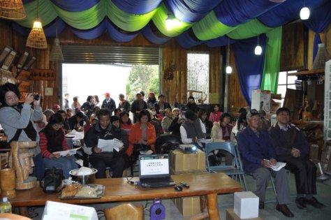 4.出席人數眾多 會場座無虛席