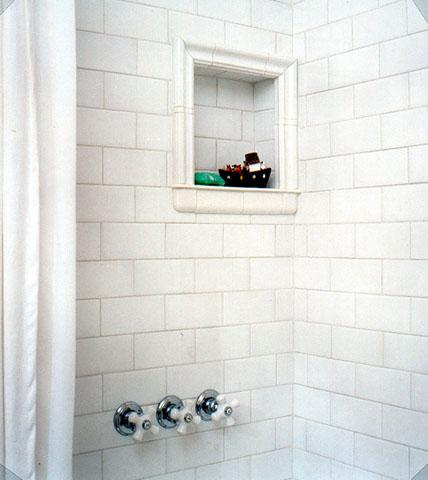 Pescosolido shower