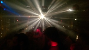 RINSED IT party at Le Bain Dec. 12, 2014